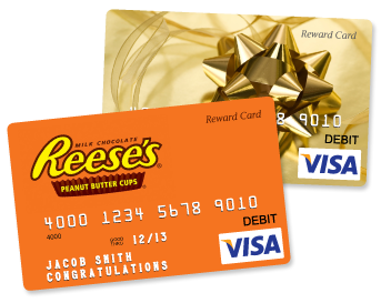 Bow and Reeses Cards