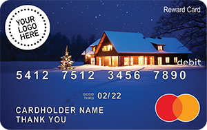 MasterCard Reward Card