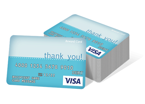 Prepaid Visa Cards For Employee & Client Reward Programs - OmniCard